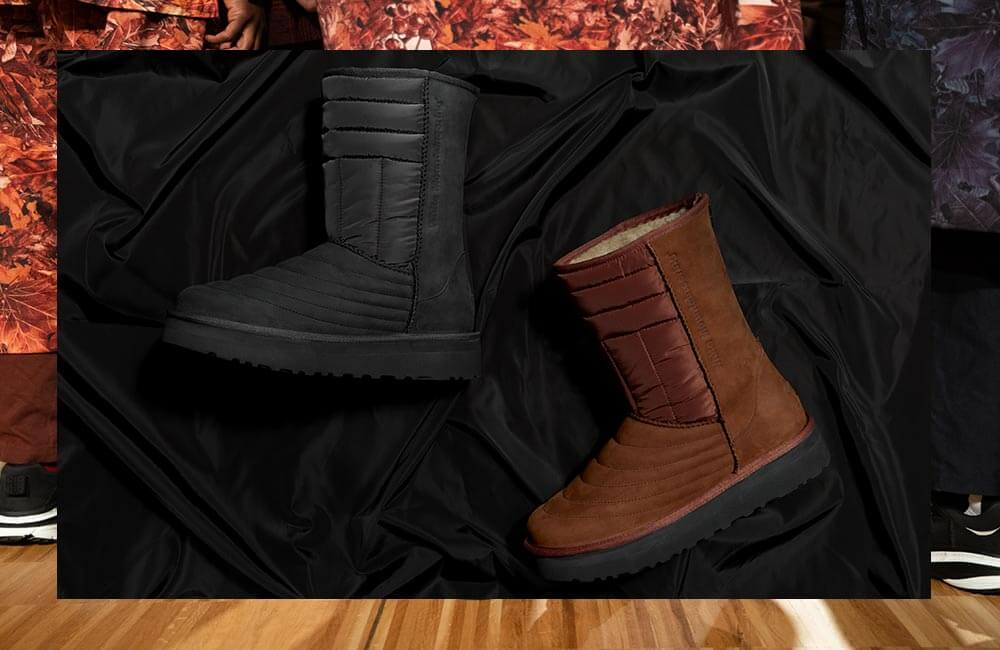 UGG X White Mountaineering