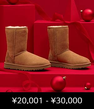 ¥20,001 - ¥30,000